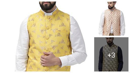 Stylish Men Ethnic Jackets