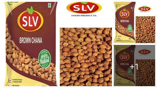 SLV BROWN CHANA  PREMIUM QUALITY-2KG