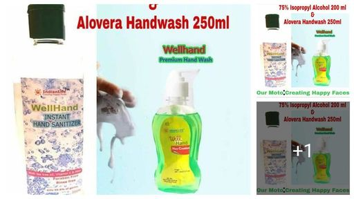 Usefull Hand Sanitizer And Hand Wash