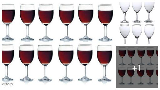 Trendy Wine Glasses