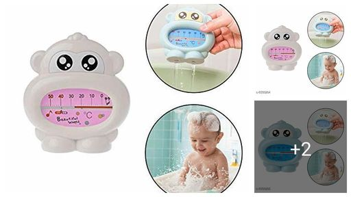 Stylish Baby's Water and Room Temperature Thermometer