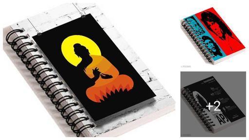 Stylish Paper Notebook Journal