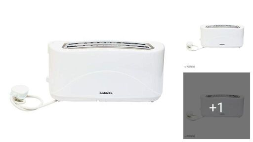 Modern Toasters