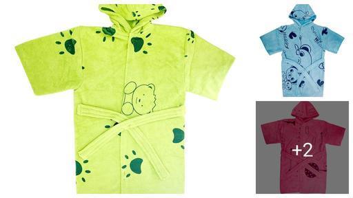 Premium Quality Bath Gown for Kids