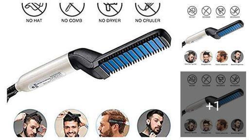 Trendy Plastic Hair Straightener