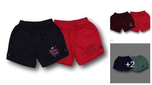 Pretty Funky Girls Trousers, Shorts & Capris