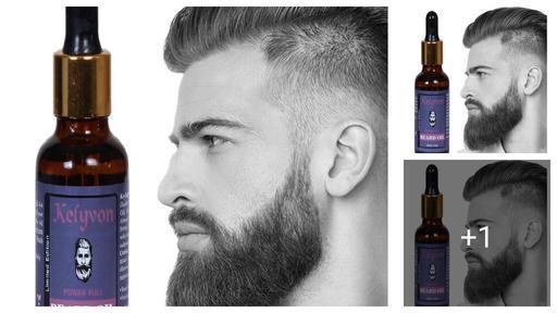 Kelyvon Powerful Beard Growth Oil