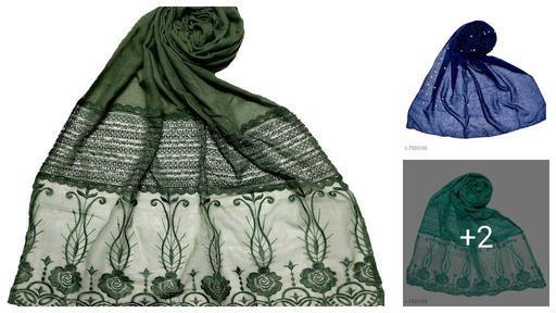 Voguish Fashionable Women Scarves, Stoles & Gloves