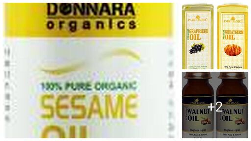 Sensational Nourshing Body Massage Oils