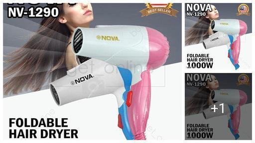 Foldable Hair Dryer