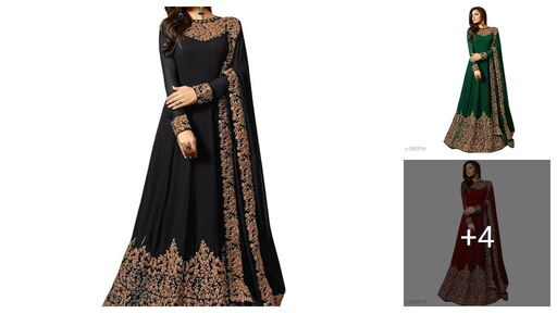 Fabulous Women Ethnic Bottomwear - Salwars & Chudidars