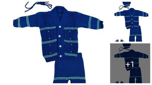 Baby Care Sweater Set