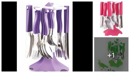 Classy Useful Cutlery Serving Sets