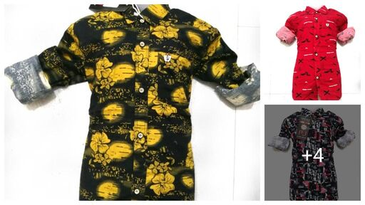 Cutiepie Stylus Boys Shirts