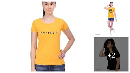 Comfy Women Tshirts