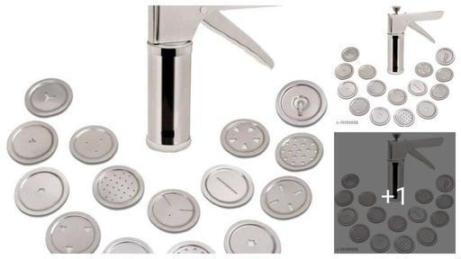 15 Pattern Discs Kitchen Press(Pack of 1)