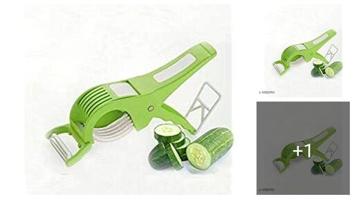 Fancy Kitchen Choppers & Peelers