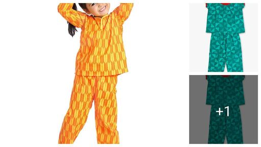 Attractive Kid's Nightsuits