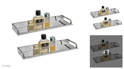 Stainless Steel Bathroom Accessory Sets