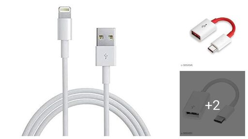 Advanced Fast Charging & Data Cable