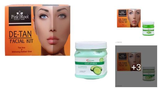 Standard Choice Useful Face Care Product ( Pack Of 2 )