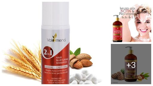 Volamena Hair Care Product