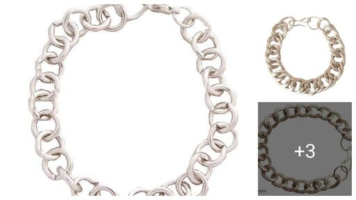 Metal & Steel Men's Bracelet