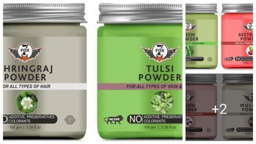 Hair Treatment Powder