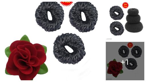 Trendy  Synthetic Women's Hair Accessories