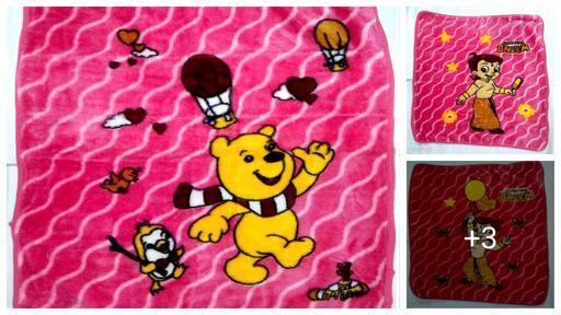 Fancy Modern Kids Unisex Blankets