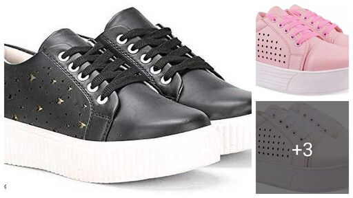 Modern Fashionable Women Sports Shoes & Floaters