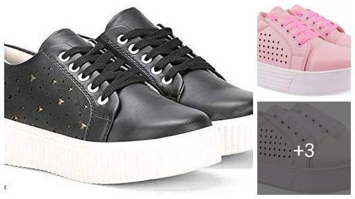 Modern Fashionable Women Sports Shoes & Floaters