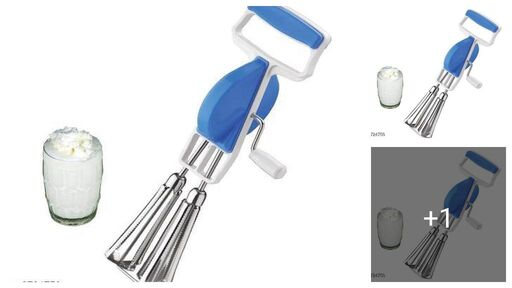 Urban  Hand Egg Beater