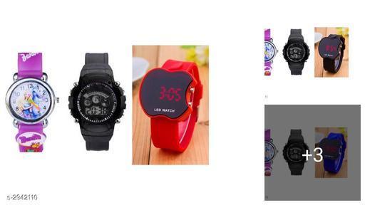 Stunning Digital Kid's Watches Combo