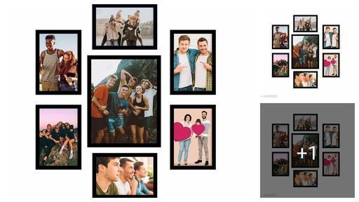 Trendy Stylish Photo Frames