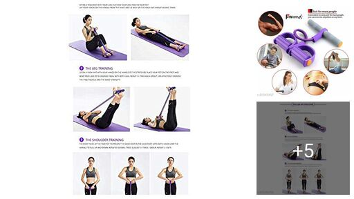 PinkTokri Classic Exercisers