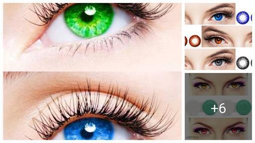 EYCOG Classic Eye Lenses
