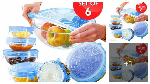 Magnusdeal Classic Food Sealing Clips & Lids