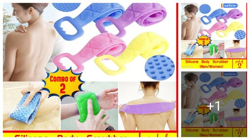 Sellzie Everyday Body Scrubbers & Brushes