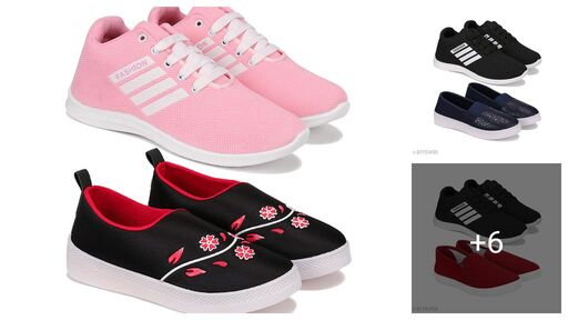 Alluring Women Sport Shoes