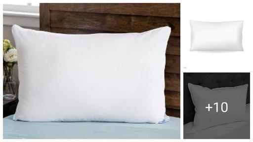 Comfy Polyester Fiber Pillows