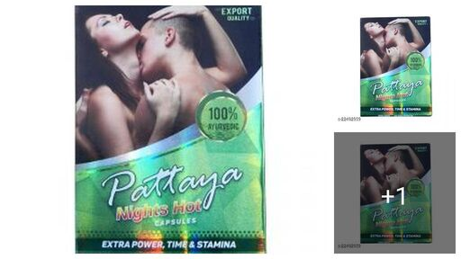 New Sexual health and capsules