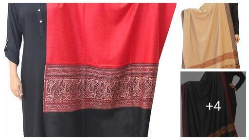 Aari work Printed Shawls