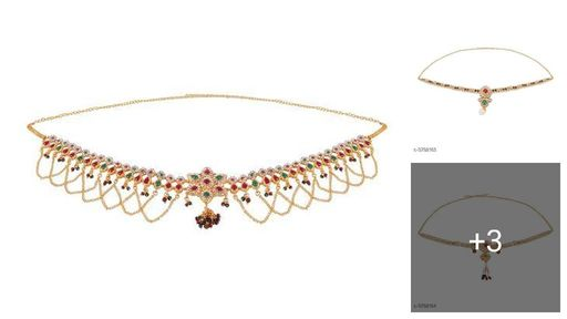 Trendy Alloy Belly Chains