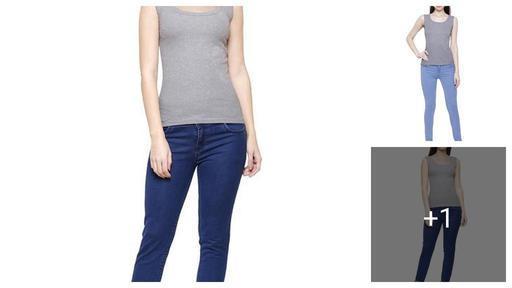 Stylish Denim Women's Jeans