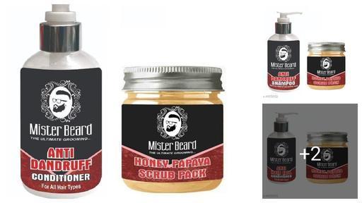 MISTER BEARD Hair Care Products
