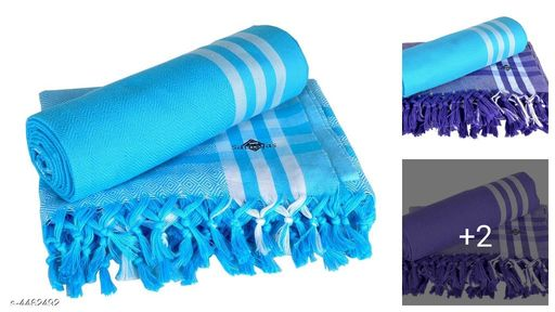 New Attractive Cotton Bath Towels