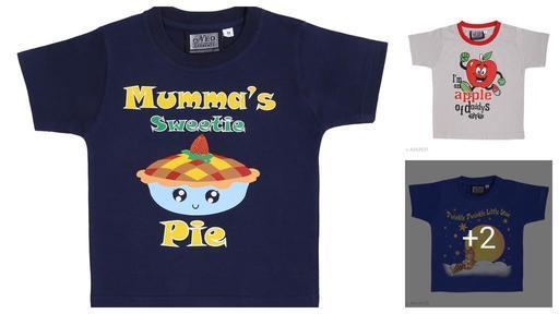 Fancy Cotton Kid's T-shirts