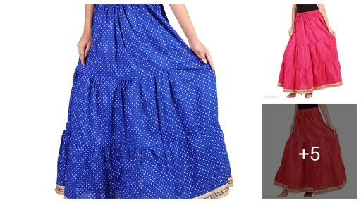 Stylish Fancy Women's Skirts