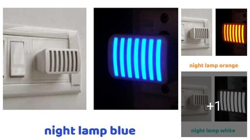 Portable Personal Led Night Lamp